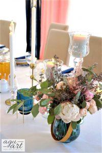 Kwiatowe dekoracje ślubne