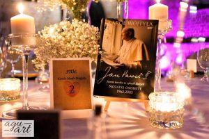 personalizowane dekoracje ślubne