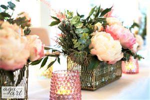 ślubne detale kwiatowe