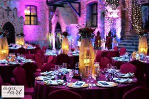 Miłość czerwienią malowana. Czyli kolor przewodni na naszym ślubie i weselu.