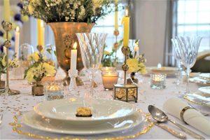 Ślub i wesele w słonecznych odcieniach Żółtego