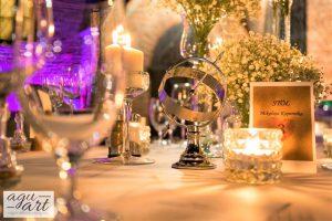 personalizowane dekoracje weselne