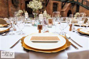 podziękowanie dla gości weselnych